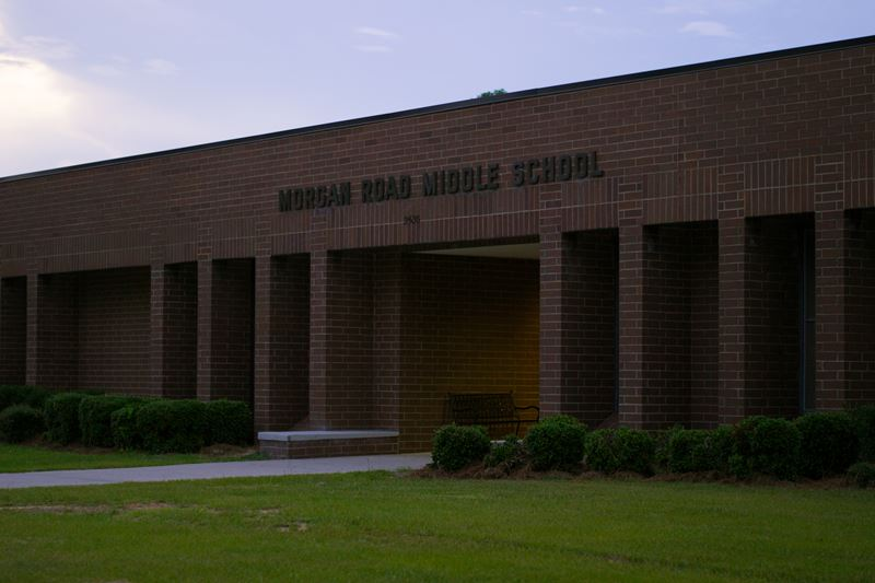 Morgan Road Middle School Roofing Project | Summers Roofing Augusta GA
