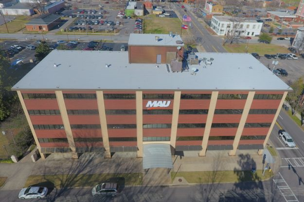 Roofing Project Portfolio Summers Commercial Roofing